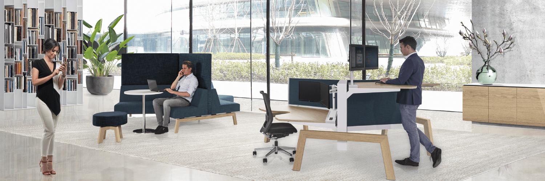 ergonomische inrichting werkplek