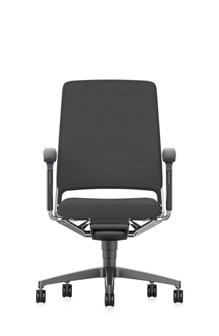 Interstuhl bureaustoel vintage 17v2 en 17v7 mv kantoor for Bureaustoel vintage
