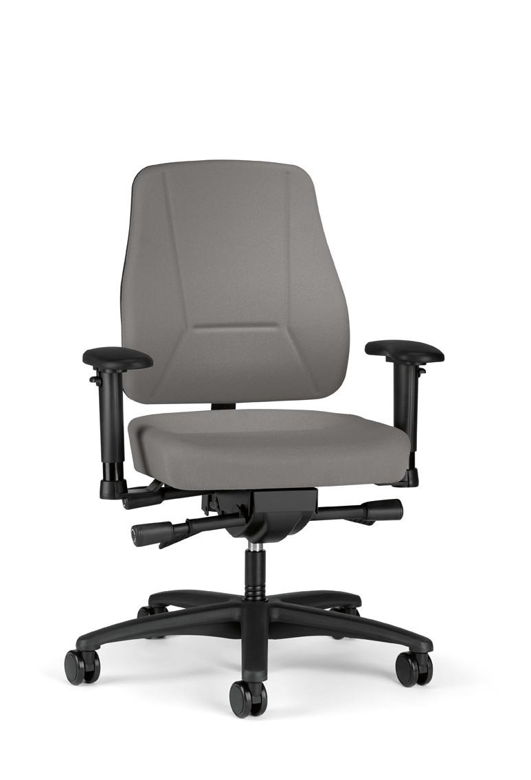 Nieuwe Bureau Stoel.Bureaustoel Younico Pro 2406