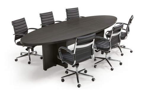 Vergadertafel Manager Elips - vergadertafel ovaal - mv kantoor