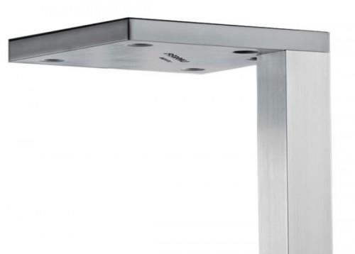 Statafel onderstel sc146 onderstellen tafel mv kantoor for Tafel samenstellen