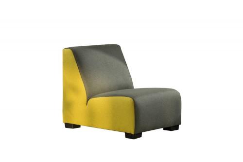 Lucaz fauteuil 2 kleuren - ontvangststoelen - mv kantoor