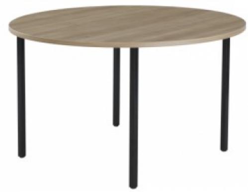 Standaard tafel rond TS1305 - mv kantoor