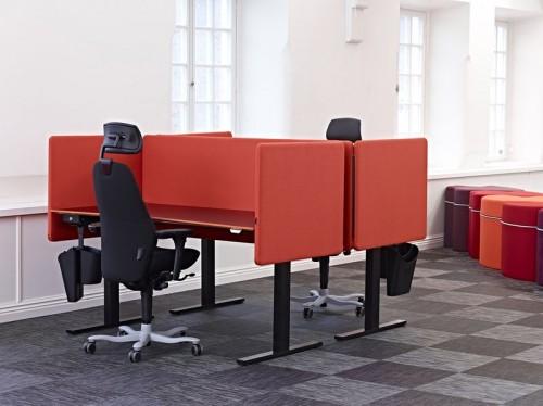 ScreenIt A30 deskbooth - akoestische oplossing voor bureau - mv kantoor