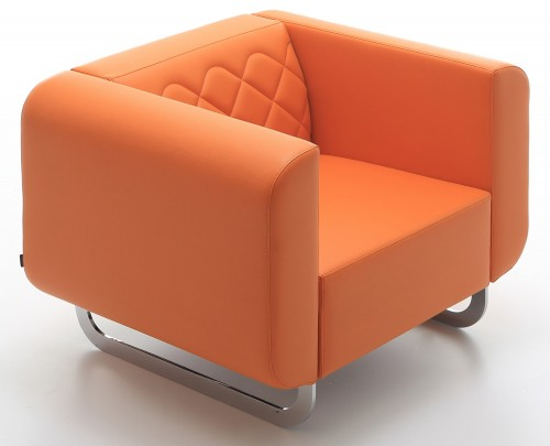 Fauteuil another - loungestoel binnen