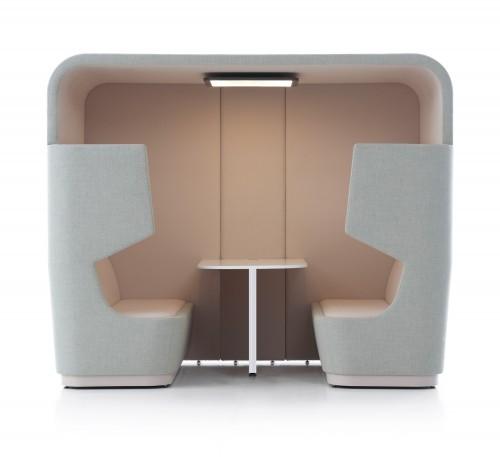 akoestisch meubilair - interieur advies - mv kantoor