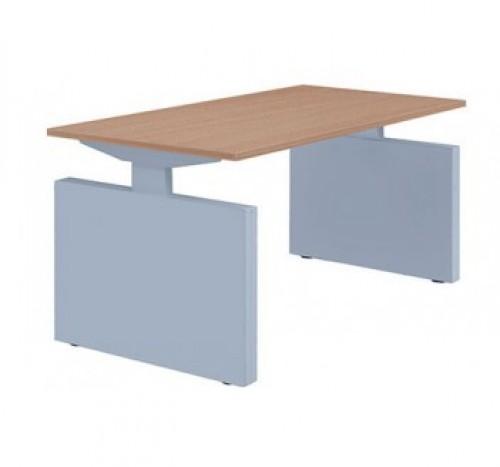 Basic bureau met zijwangen BZ1000 - MV Kantoor