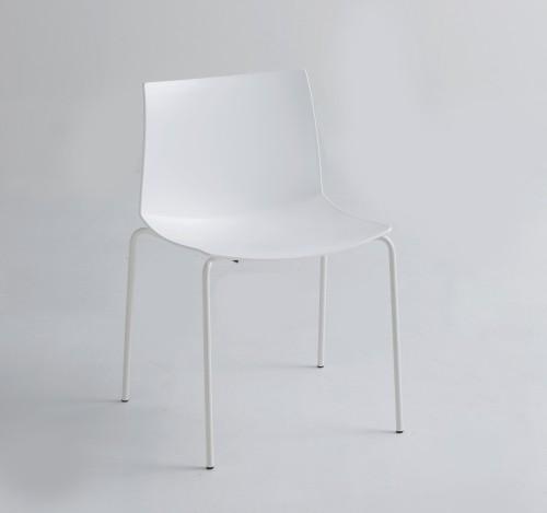 Stoel Point Maxi - brede stoel - MV Kantoor