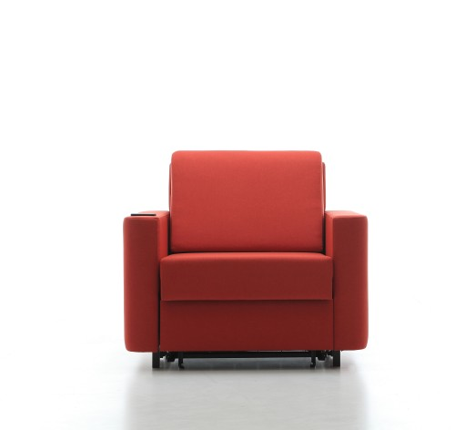 Fauteuil Visto zit-ligstand | MV Kantoor