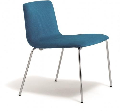 Inga loungestoel 5681 - Pedrali design loungefauteuil - MV Kantoor