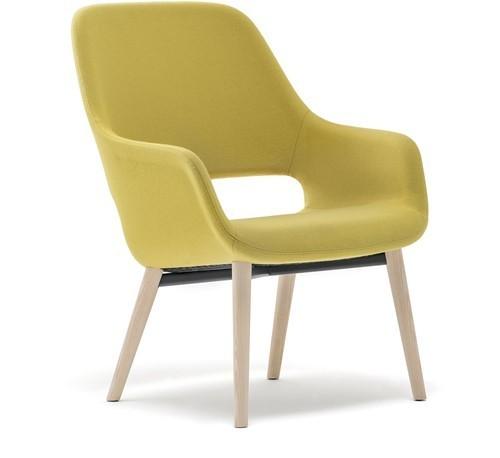 Babila comfort fauteuil - MV Kantoor
