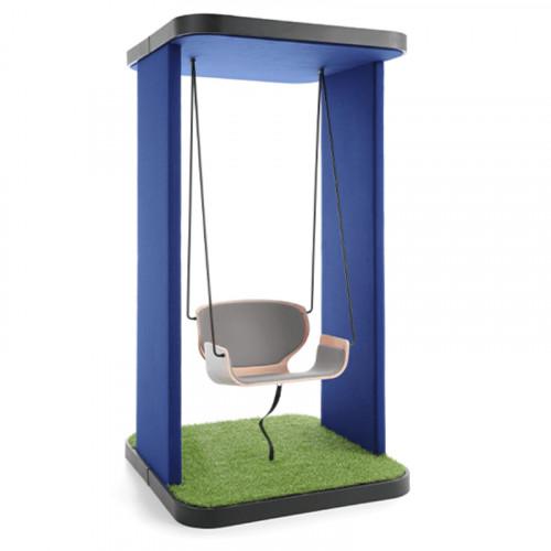 Akoestische schommelstoel Social Swing