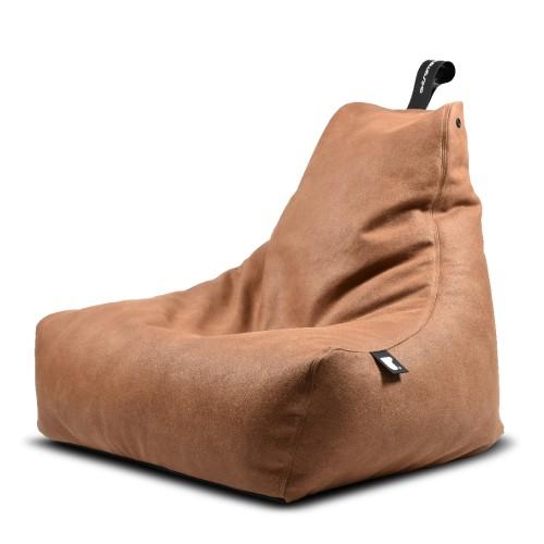 Leatherlook b-bag zitzak