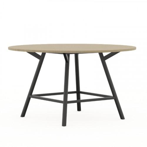 ronde tafel bridge 90 cm hoog