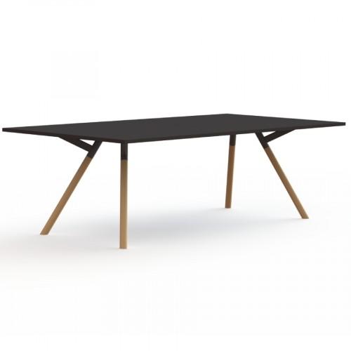 bridge tafel rechte bladhoeken