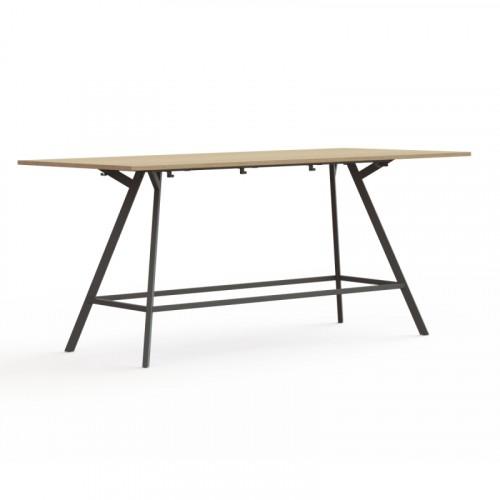 bridge tafel 110cm hoog