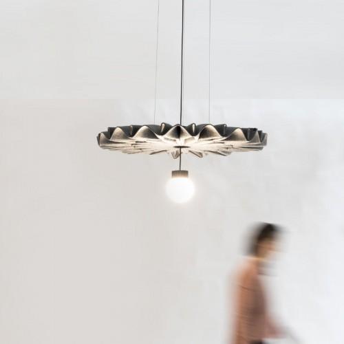 Akoestische lamp BuzziPleat