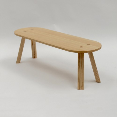 buzzispace buzzimilk houten bijzettafel