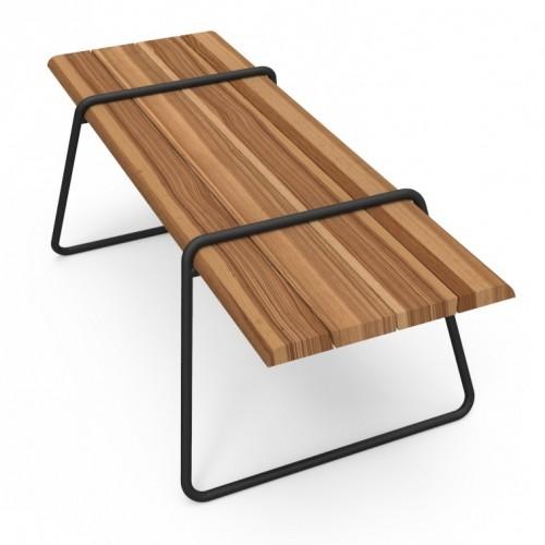 Tafel Clipboard mv kantoor- houten kantinetafel