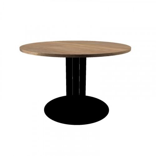 Verrijdbare ronde tafel