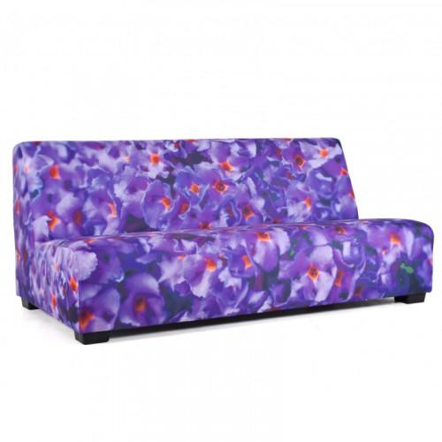 Loungebank met bloemenprint