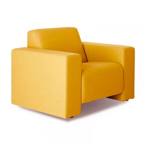 Ludo fauteuil oranje