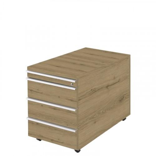 Luxe verrijdbaar ladeblok