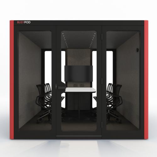 Akoestische vergaderplek Busypod XL