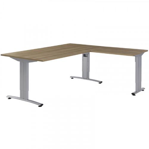 Basic bureau met aanbouw B1040
