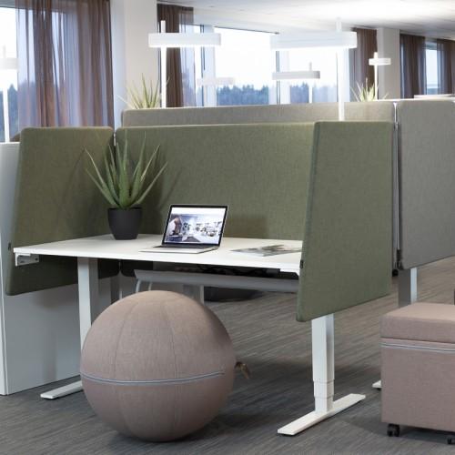 A30 Peak Desk Booth