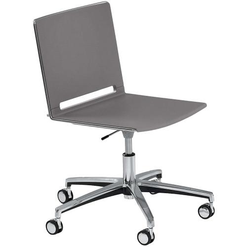 Grijze bureaustoel kopen