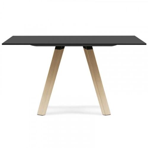 Vierkante tafel Arki hout