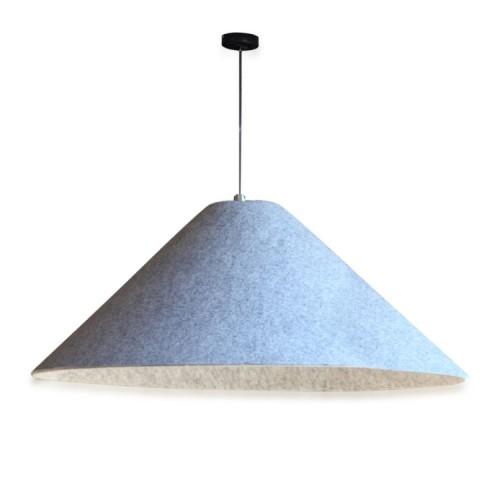 Akoestisch hanglamp Conic