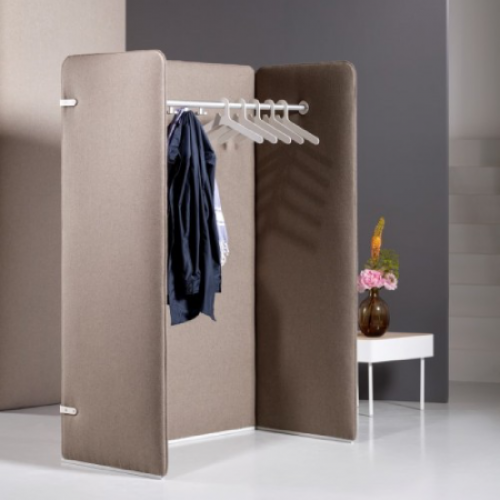 Garderobe Team Panel