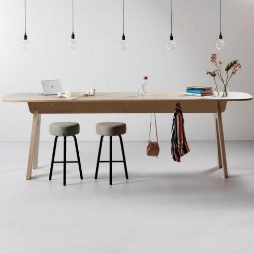 Hoge tafel Blog High