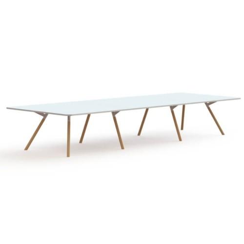 Rechthoekige tafel 10 personen