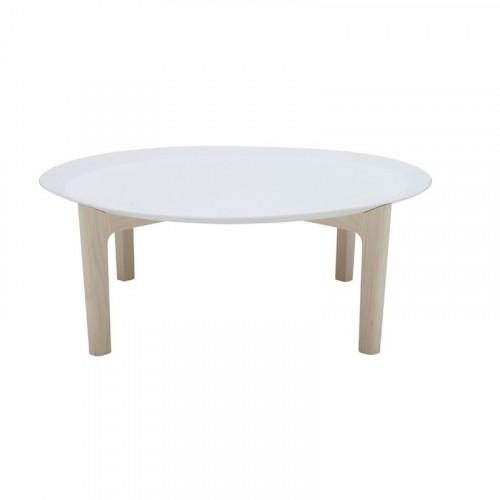 Ronde salontafel tray