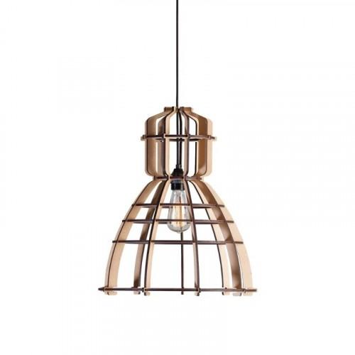 no. 19 industriële lamp