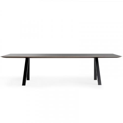 Pedrali arki tafel zwart