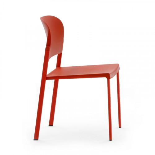 Stapelbare stoel Staq