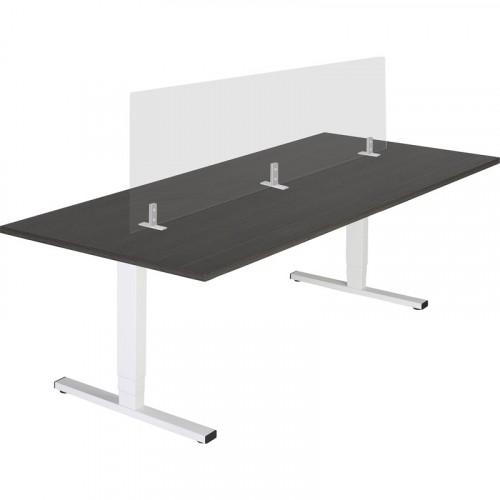 Vrijstaand veiligheidsscherm tafel of bureau