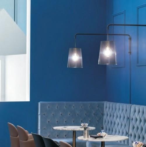 Wandlamp Sospensione L001W40/A - wandlampen design - MV Kantoor