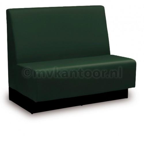 treinbank aula meubilair - eetbanken - wandbanken op maat - groen- mv kantoor