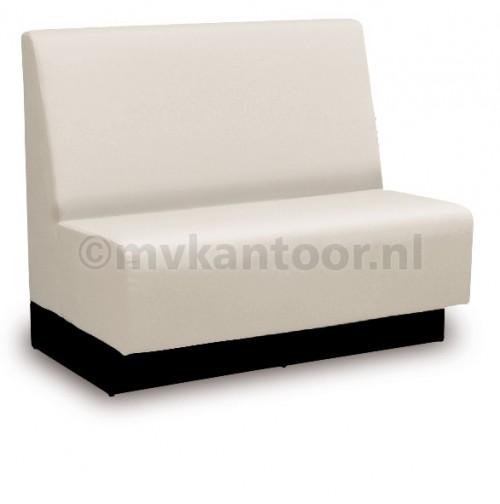 Schoolkantine meubilair - wachtkamer banken - coupe bank beige - bank kantine
