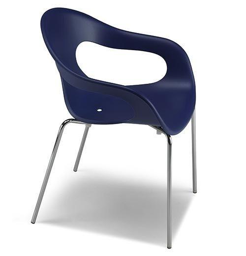Multifunctionele stoel Sunny kantinestoel - vergaderzaal stoelen - MV KAntoor