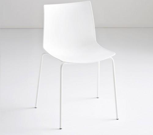 Stoel Point stapelbaar - kantine stoelen - MV Kantoor