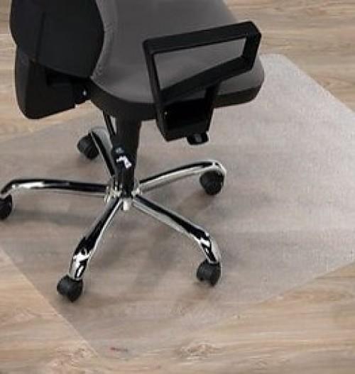 Stoelmat voor harde vloer