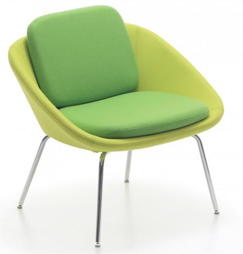 Comfortabele stoel Squaro HS170 - MV Kantoor
