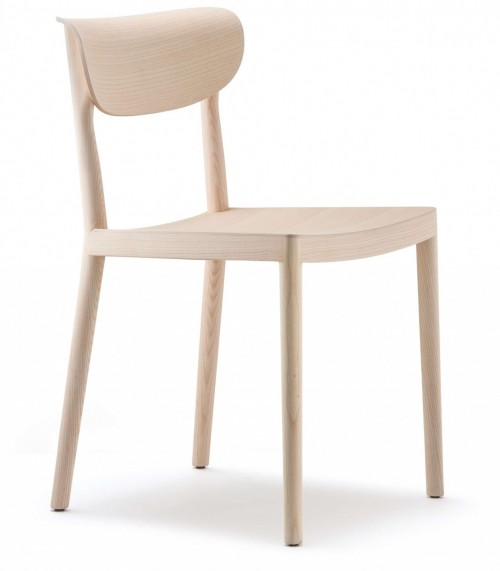 Klassieke houten stoel Tivoli 2800 - MV Kantoor