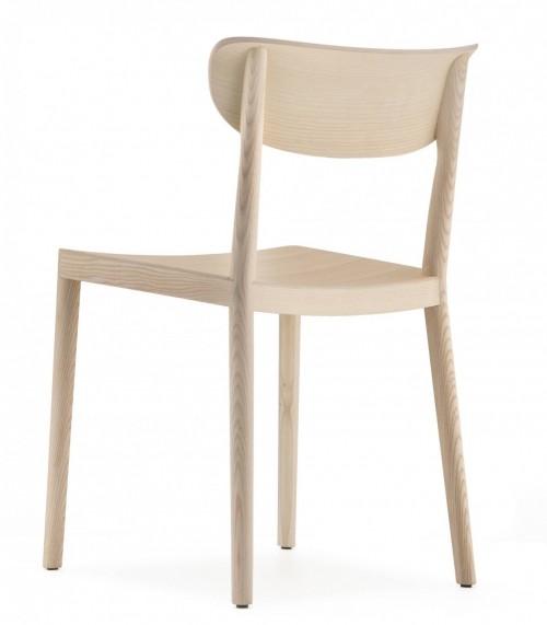 Klassieke stoel Pedrali Tivoli 2800 - vergaderzaal stoelen